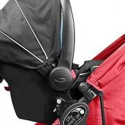 Baby Jogger City Mini ZIPCar Seat Adapter - Graco Click Connect Black