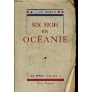 Six Mois En Oceanie