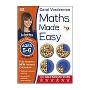 Maths Made Easy: Ages 5-6 Key Stage 1 Advanced