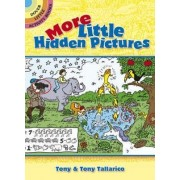 More Little Hidden Pictures by Tony Tallarico