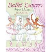 Ballet Dancers Paper Dolls by Eileen Rudisill Miller