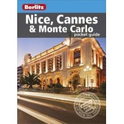 Berlitz: Nice, Cannes & Monte Carlo Pocket Guide by APA Publications Limited