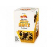 Barra de Mixed Nuts Cereais, Original 12 - unid- Agtal