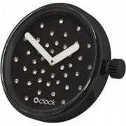 Fullspot Oclock OCF44 - Orologio da polso unisex, cinturino in silicone multicolore