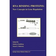 RNA Binding Proteins by Kathryn Sandberg