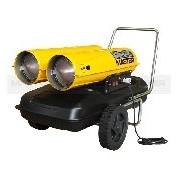 Generator aer cald pe motorina cu ardere directa Master B 300 CED