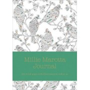 Millie Marotta Wild Savannah Journal: Ruled Pages with Full Page Illustrations from Wild Savannah by Millie Marotta