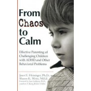From Chaos to Calm by Janet E Heininger