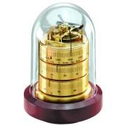Barigo 3026 - Decorative Dome Weather Station Low Altitude (Brass)