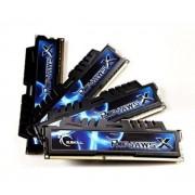 32 GB g. Skill DDR3 PC3-17000 2133MHz RipjawsX Series pour Intel Z68/P67 (11/09/11) Quad Channel kit 4x8GB