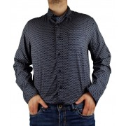 Pioneer férfi ing Shirt L/S Aop