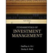 Fundamentals of Investment Management by Geoffrey A. Hirt