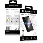 FOLIE PROTECTIE HARD KRUGER&MATZ LIVE KM0020