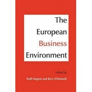 The European Business Environment by Neill Nugent