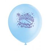 . 8 Conte Industrie enico 25.665 H Principessa 12 Pretty in palloncini stampato 1 lato - Confezione 144 St-ck