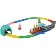 Wrapping of plastic rail train set Thomas set Thomas the Tank Engine (japan import)