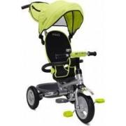 Tricicleta Baby Mix CA.FLEXY Plus Green