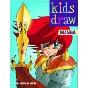 Kids Draw Manga by Christopher Hart