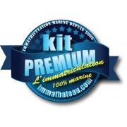 immatriculation pour bateau Kit Premium