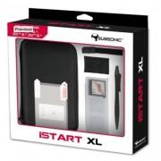 Subsonic - iStart XL negro (comp. New3DS XL, 3DS XL, DSiXL)