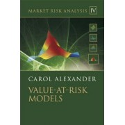 Market Risk Analysis: Value at Risk Models by Carol Alexander