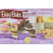 Hasbro Easy Bake Ultimate Oven Super Pack 9.5 fl oz. by Hasbro
