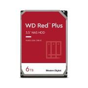 """DYSK HDD WESTERN DIGITAL RED 3,5"""" 6TB SATA III 64MB 5400OBR/MIN WD60EFRX"""
