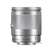 Obiectiv Nikon 1 Nikkor 10-100/F4.0-5.6 VR, argintiu