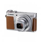 Aparat foto compact Canon PowerShot G9 X 20.2 Mpx zoom optic 3x WiFi Argintiu