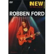 Robben Ford - Paris Concert (0707787645171) (1 DVD)