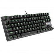 Tastatura Genesis Thor 300 TKL Green