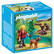 Playmobil Beavers with Backpacker (5562)