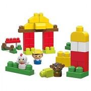 Mega Bloks First Builders Barnyard Buddies Building Set