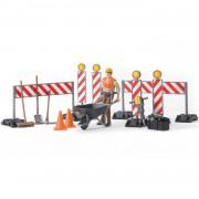 Bruder B-World Construction Set - 62000