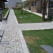 Piatra Cubica Granit Gri Sare si Piper Natur