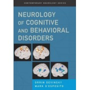 Neurology of Cognitive and Behavioral Disorders by Orrin Devinsky