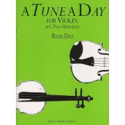 Boston Music A Tune A Day For Violin Book Two. Partitions pour Violon