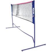 Fileu badminton cu stalpi