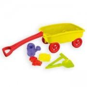 Комплект за пясъчник в количка, 11022 Mochtoys, 5907442110227