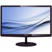 "Monitor IPS LED Philips 21.5"" 227E6EDSD/00, Full HD (1920 x 1080), VGA, DVI-D, MHL-HDMI, 5 ms GTG (Negru)"