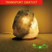 Veioză / lampă de sare Praid 4-5 kg TRANSPORT GRATUIT