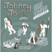 Johnny Joe's Time Travel Colouring Book by Roz Streeten