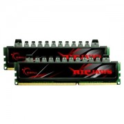 Memorie G.Skill RipJaws 8GB (2x4GB) DDR3 PC3-10666 CL7 1.5V 1333MHz Dual Channel Kit, F3-10666CL7D-8GBRH