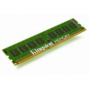 Kingston KVR16LR11D8/8I Memoria RAM da 8 GB, 1600 MHz, DDR3L, ECC Reg CL11 DIMM, 1.35 V, 240-pin, Certificata Intel