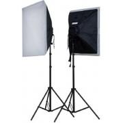 Linkstar Continu Lichtset SLHK4-SB5050 8x28W