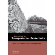 Advances in Transportation Geotechnics by Hai-Sui Yu
