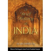 A Brief History of India by Alain Danielou