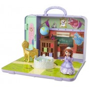 Disney Sofia The First Portable Playset by Mattel
