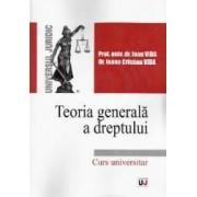 Teoria generala a dreptului - Ioan Vida Ioana Cristina Vida