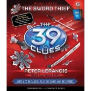 The Sword Thief by Peter Lerangis
